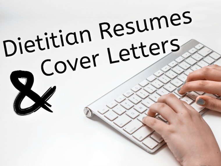 Dietitian Resumes & Cover Letters Examples